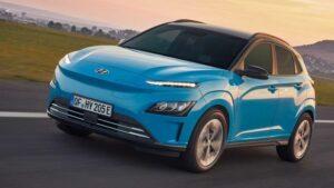Fotos: Hyundai Kona eléctrico 2021