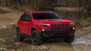 Fotos del Jeep Cherokee 2018