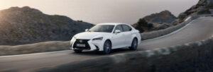 Fotos de la prueba del Lexus GS300h