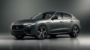 Fotos del Maserati Levante Vulcano