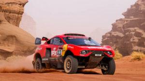 Décima etapa del Rally Dakar