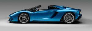 Fotos del Lamborghini Aventador S Roadster