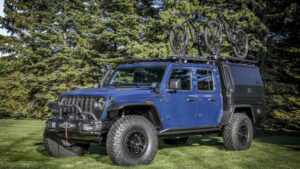 El Jeep Gladiator Top Dog de Mopar