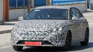 Fotos espía del Peugeot 308 2021