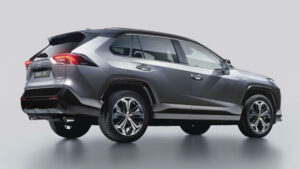 Fotos: Toyota RAV4 Plug In Hybrid 2020
