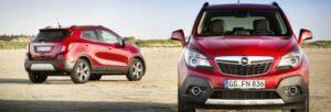 Fotos del Opel Mokka 2016