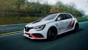 Fotos del Renault Megane R.S. Trophy-R