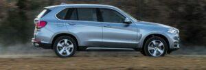 Fotos de la prueba del BMW X5 xdrive40e