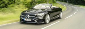 Fotos del nuevo Mercedes Clase S Coupe y Cabrio