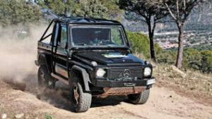 Fotos de preparaciones: Mercedes G350 TD