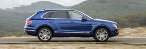 Fotos del Bentley Bentayga Diesel a prueba