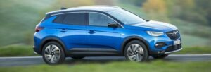 Fotos de la prueba del Opel Grandland X 2018