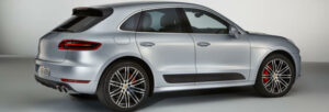 Porsche Macan turbo Performance Package