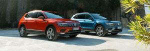 Fotos del Volkswagen Tiguan Allspace