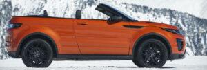 Primera prueba del Range Rover Evoque Convertible