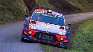 Fotos del WRC: Tour de Corse 2019