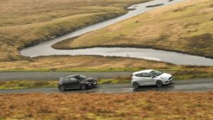 Fotos de Hyundai i30 N vs. el Ford Fiesta ST