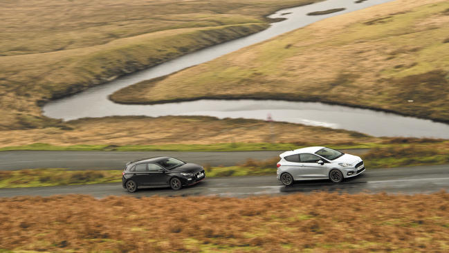 Hyundai i30 N vs. Ford Fiesta ST