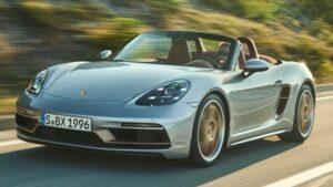 Fotos: Porsche Boxster 2021 25 Aniversario