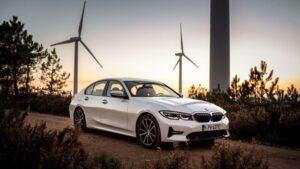 Fotos del BMW 330e Sedán