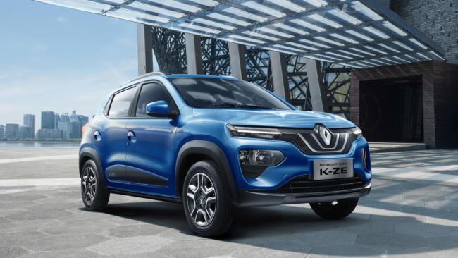 Renault City K-ZE: el SUV eléctrico de Renault ya está listo