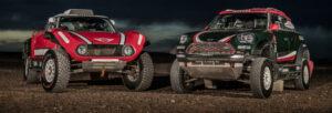 Fotos Mini X-Raid Dakar 2018