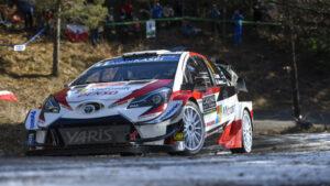 Fotos del WRC: Rallye Montecarlo 2019