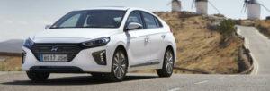 Fotos de la gama Hyundai Ioniq