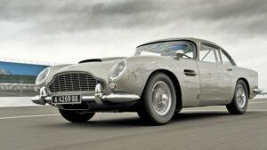 Fotos: Aston Martin DB5 de James Bond