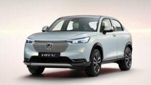 Fotos: Honda HR-V e:HEV 2021