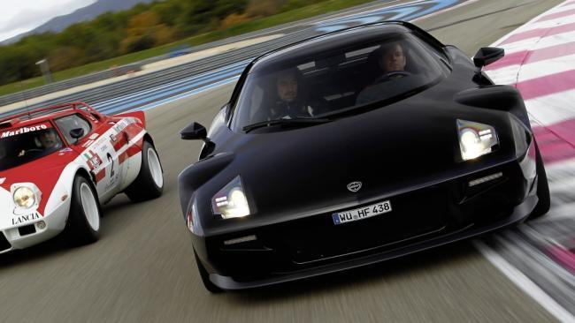 El Lancia Stratos vuelve en forma de edición limitada