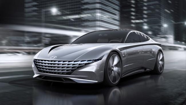 Hyundai ´Le Fil Rouge´, así serán los futuros modelos de la marca