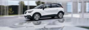 Fotos del Opel Crossland X