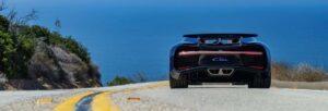 Fotos del Bugatti Chiron 2017