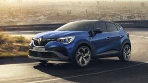 Fotos: Renault Captur RS Line 2021