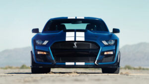 Fotos del Ford Mustang Shelby GT500
