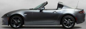 Mazda MX-5 RF, con techo duro