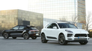 Fotos del Porsche Macan Spirit