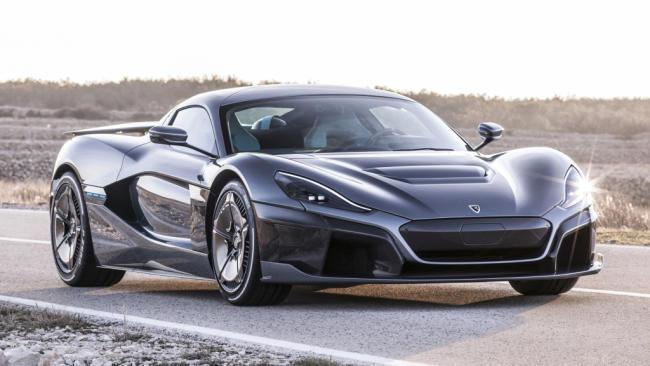 Rimac C_Two, el deportivo eléctrico que amenaza al Tesla Roadster