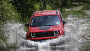 Fotos: Jeep Renegade 4xe a prueba