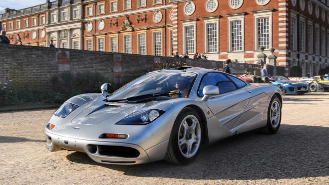 McLaren F1 restaurado por MSO: vuelve la edad de oro del automóvil