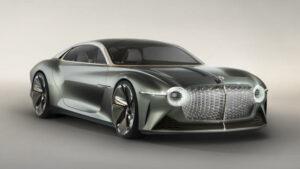 Fotos del Bentley EXP 100 GT