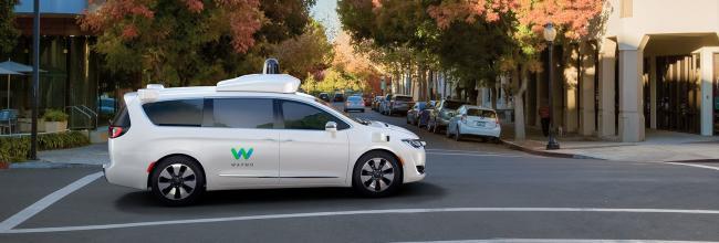 Este es el nuevo coche autónomo de Google
