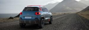 Fotos del Citroën C-Aircross Concept
