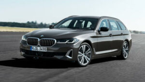 Fotos: BMW Serie 5 Touring 2021