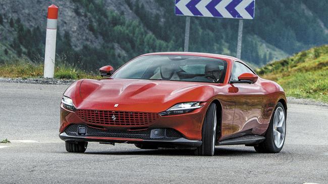 Fotos: Ferrari Roma 2021