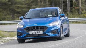 Fotos de la prueba del Ford Focus ST-Line 2018