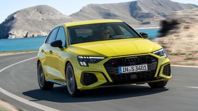 Audi S3 2021: disponible en agosto desde 53.900 euros