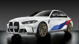 Fotos: BMW M3 y M4 Competition 2021 M Performance Parts