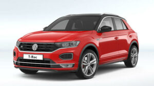 Fotos:Volkswagen T-Roc 2021